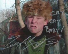 Zack Ward autograph 8x10, Christmas Story, awesome inscription!