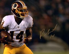 Ryan Grant, autographed 8x10, Washington Redskins