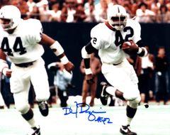 D.J. Dozier autographed 8x10, PSU