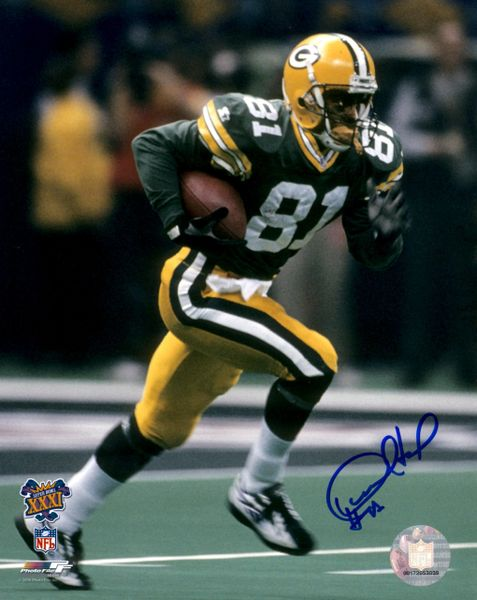 Desmond Howard autograph 8x10, Green Bay Packers