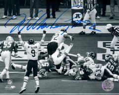 William Perry autograph 8x10, Chicago Bears