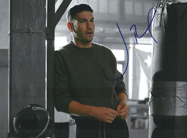 Jon Bernthal autograph 8x10, Grudge Match