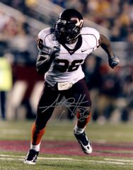Aaron Rouse autograph 8x10, Virginia Tech