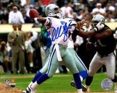 Anthony Wright autograph 8x10, Dallas Cowboys