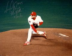 Tommy Greene autographed 8x10, Philadelphia Phillies, No Hitter!