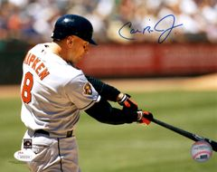 Cal Ripken Jr. autograph 8x10, Baltimore Orioles