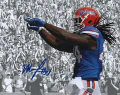 Matt Jones autograph 8x10, Florida Gators