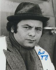 Burt Young autograph 8x10 Rocky I