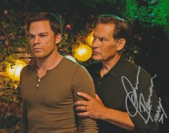James Remar autograph 8x10 Dexter, inscription Harry
