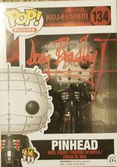 Doug Bradley autograph FUNKO Pop