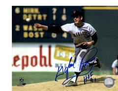 Gaylord Perry autograph 8x10, San Francisco Giants