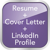 Professional Resume, Cover Letter, and LinkedIn Profile