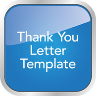 Professional Thank You Letter Template