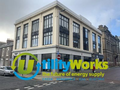 Utility Works in Sunderland