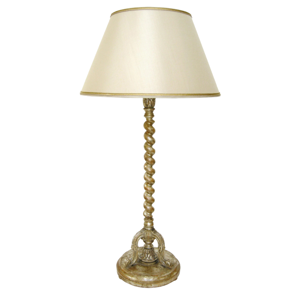 ITALIAN DESIGNER VENETIAN ROPE LAMP BY RANDY ESADA DESIGNS FOR PROSPR