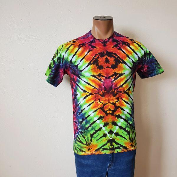Scorched Rainbow Arrowhead Adult T-Shirt