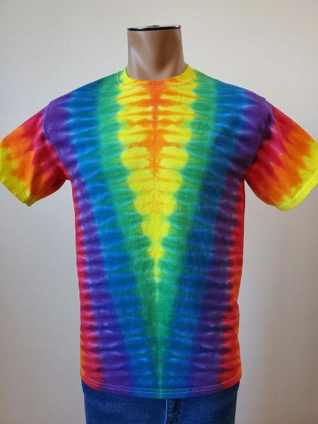 Rainbow V Kids T-Shirt