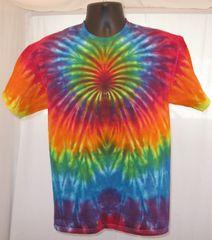 Rainbow Spider Kids T-Shirt