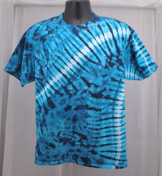 Blue Marble Wave Kids T-Shirt