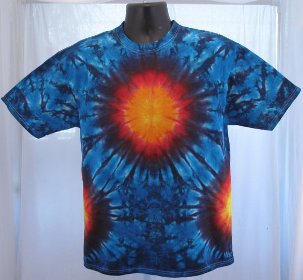 Fiery Vortex Kids T-Shirt