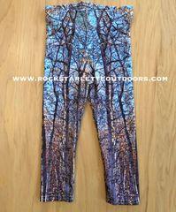 Youth Leggings, Birch Tree Fall Camo, (2T-14)
