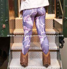 Deer Antler Leggings
