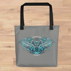 Tote Bag: Handgun 2A Logo, On SALE, Made in the USA