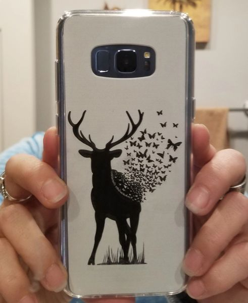 Nature Is Beautiful, Cell Phone Cover, Samsung Galaxy Phone Cases (Choose Model)