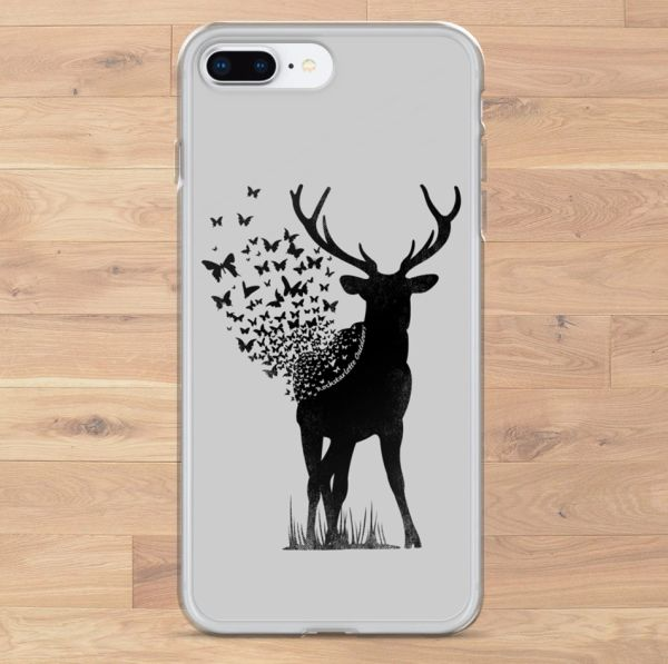Nature Is Beautiful Logo Cell Phone Cover, iPhone Cases (Choose Model)