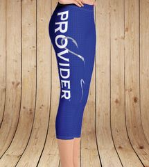 PROVIDER™ Fishing Logo CAPRI Leggings