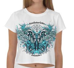 SALE 50% OFF, Handgun 2nd Amendment Logo Crop Top T shirt