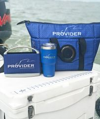 Tumblers, Coolers, Link to Shop Rockstarlette Outdoors Designs Partnership with Frio Coolers