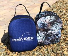 PROVIDER or Turkey Feather Foam Lunch Tote Bag