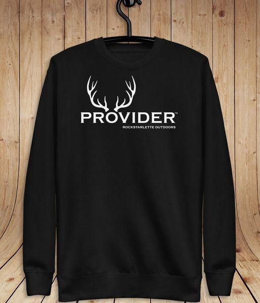 PROVIDER™ Hunting Logo Sweatshirt, NEW!