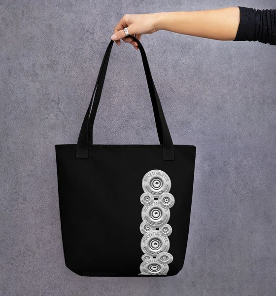 Tote Bag: Shotgun Pattern, Weather Resistant