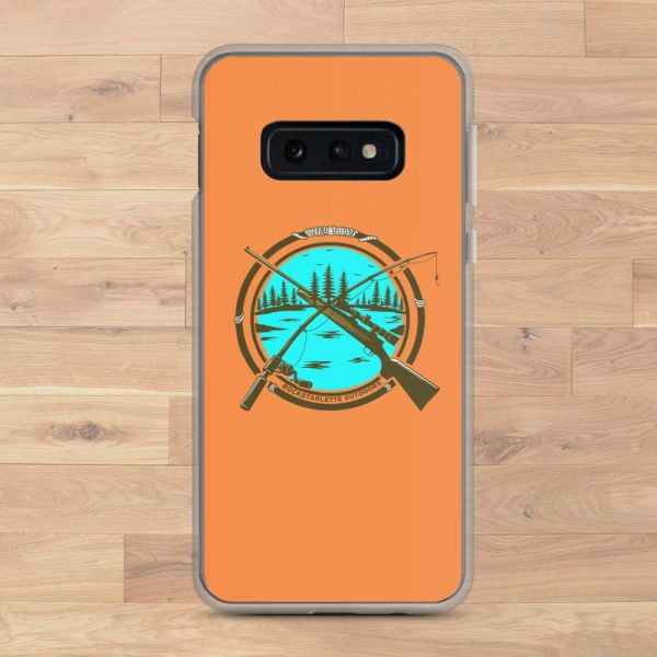 Samsung Galaxy Case, Hunting/Fishing Logo (Choose Model) FREE Shipping