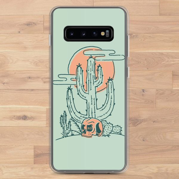 Samsung Galaxy Case, Desert Vibes Logo (Choose Model) FREE Shipping