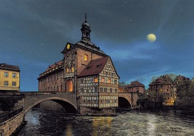 Bamberg Old City Hall