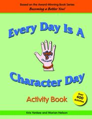 Activity Book: Every Day is a Character Day