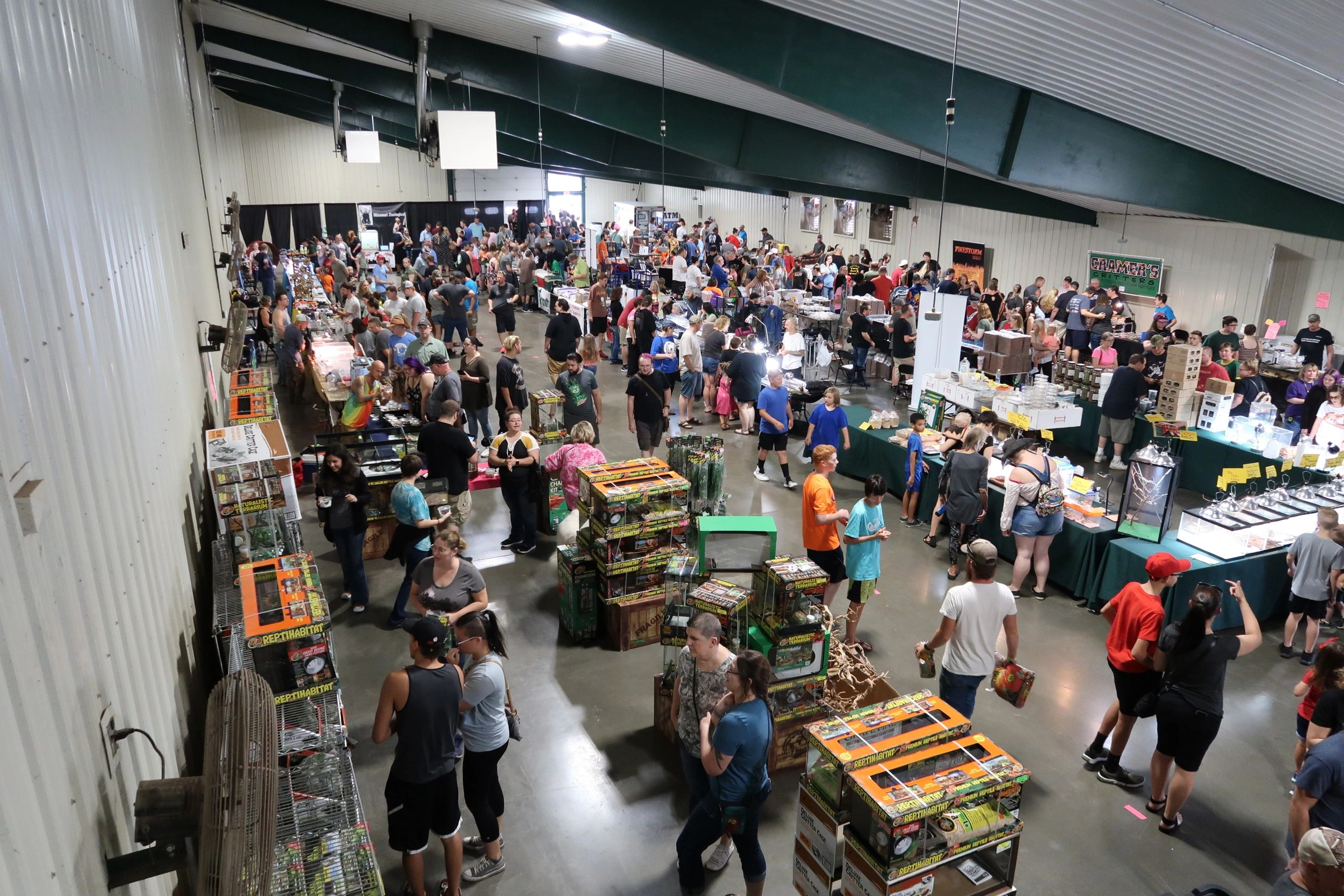 2021 Paducah Summer Reptile and Exotics Show