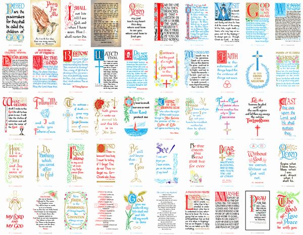 Special Offer Prayer Cards 1