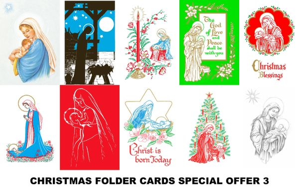Special Offer Christmas Cards 3