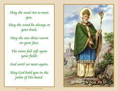 Folder Memorial Card M11