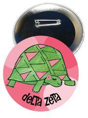 Delta Zeta Logo Button