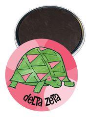 Delta Zeta Logo Magnet