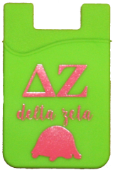 Delta Zeta Cell Phone Pocket