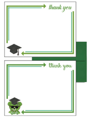 Kappa Delta Graduation Postcards