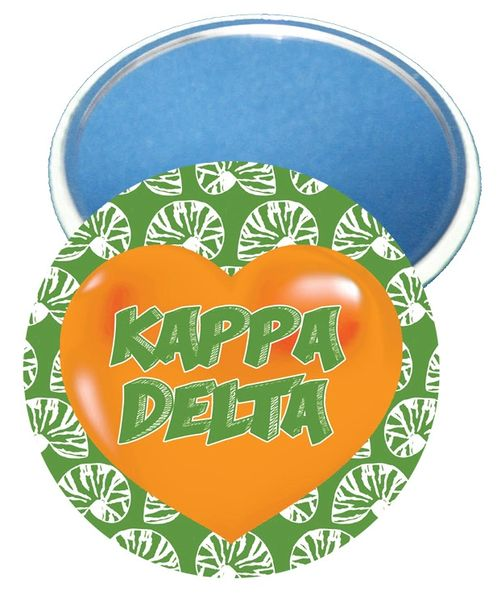 Kappa Delta Heart Mirror