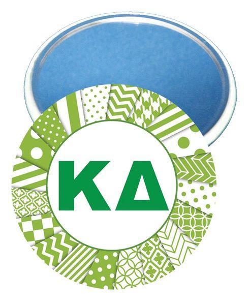 Kappa Delta Letters Mirror