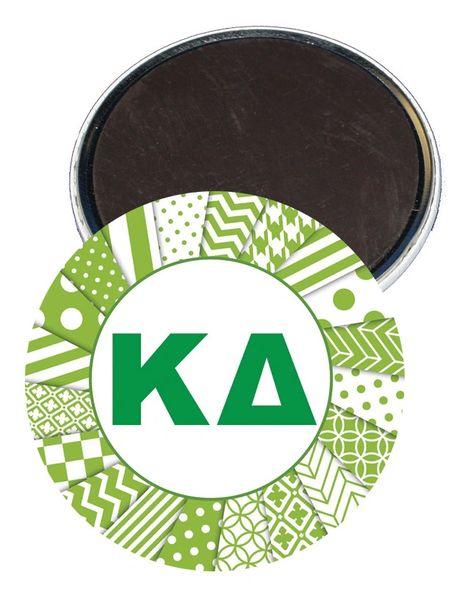 Kappa Delta Letters Magnet